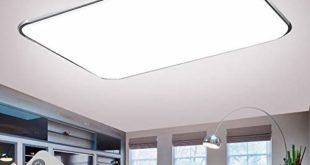 51+UeE0ko4L 310x165 - Deckenlampe LED Deckenleuchte Dimmbar 72W mit Fernbedienung Wohnzimmer Lampe Modern Deckenleuchten Kueche Badezimmer Flur Schlafzimmer
