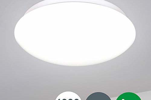 led deckenlampe buero lampe inkl 12w 1200lm led platine deckenleuchte fuer wohnzimmer 4000k neutralweiss 230v o 280mm 500x330 - LED Deckenlampe| Büro Lampe | inkl. 12W 1200lm LED Platine, Deckenleuchte für Wohnzimmer, 4000K neutralweiss, 230V, Ø 280mm