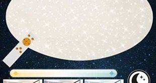 briloner leuchten led deckenleuchte mit fernbedienung deckenlampe dimmbar farbtemperatursteuerung 2200 lumen o 39 cm 22 w weiss 310x165 - Briloner Leuchten LED Deckenleuchte mit Fernbedienung, Deckenlampe dimmbar, Farbtemperatursteuerung, 2200 Lumen, Ø 39 cm, 22 W, Weiß